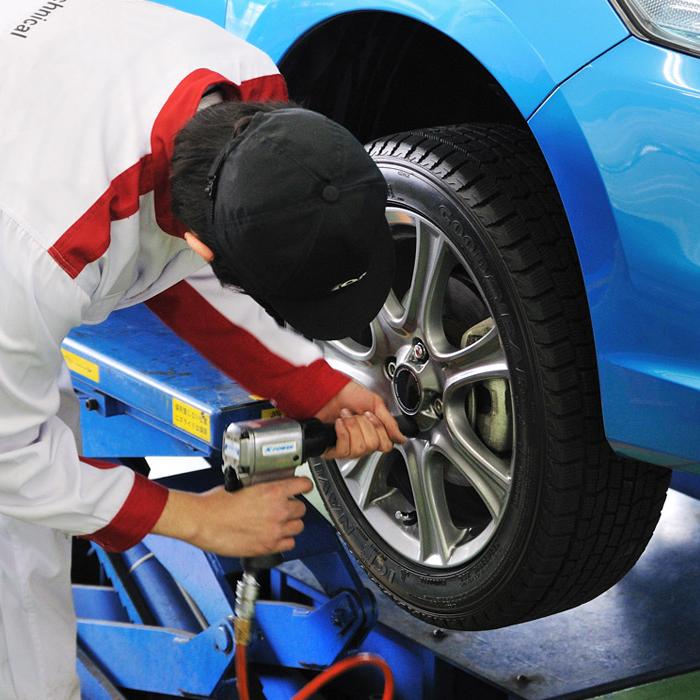 日本の車検基準に対応